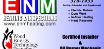 ENM Heating and Inspections
