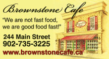 Brownstone Cafe