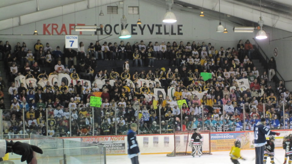 Kraft Hockeyville Fever