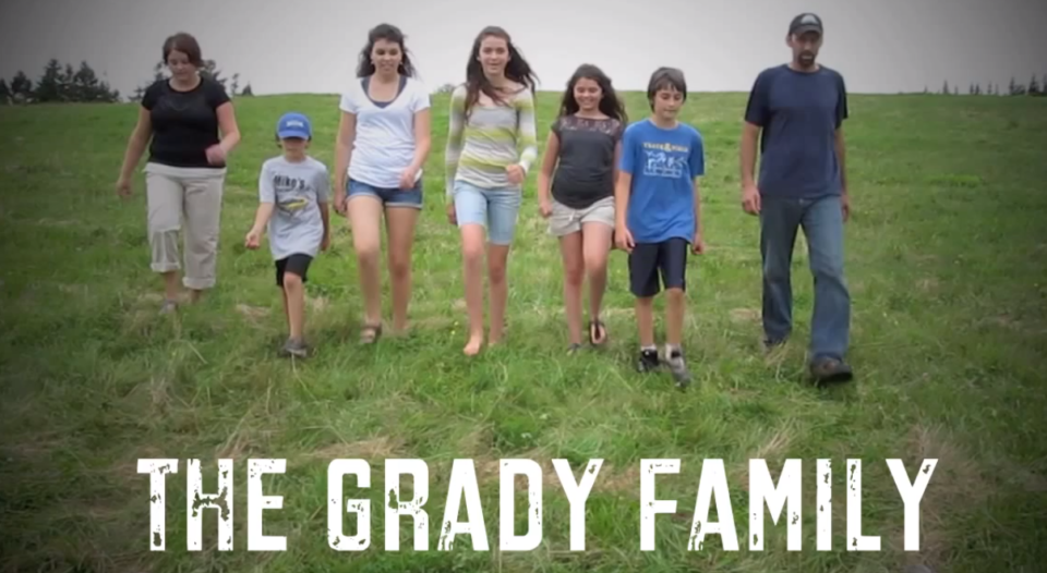 Emerging Artists: Antigonish presents The Grady Family