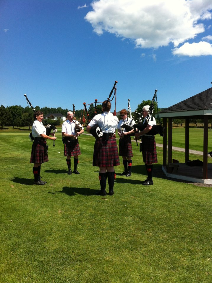 The Highland Games
