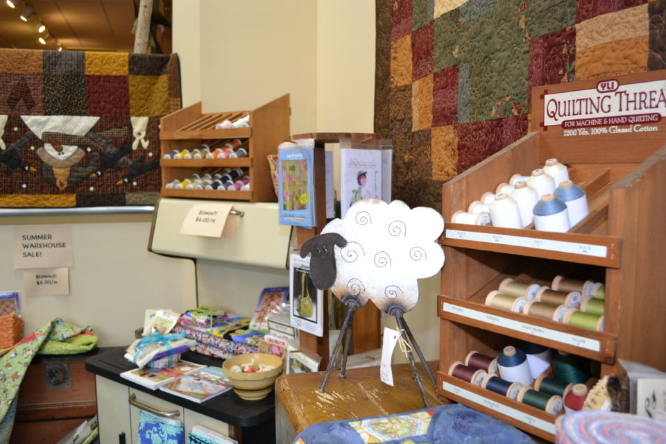 The Harbour Quilt Company