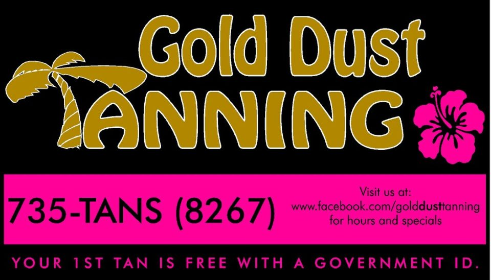 Gold Dust Tanning